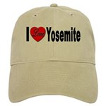I Love Yosemite Cap