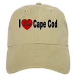 I Love Cape Cod Cap
