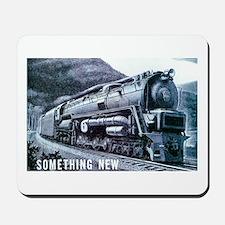 Baldwin Steam Locomotive mousepad