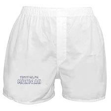 Trust Me I Am Mexican Boxer Shorts