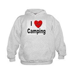 I Love Camping Hoodie