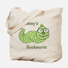 Mommy's little bookworm Tote Bag