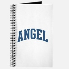 Angel Nickname Collegiate Style Journal