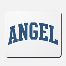 Angel Nickname Collegiate Style Mousepad