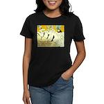 Troupe de Eglantine Women's Dark T-Shirt