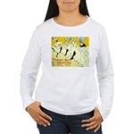 Troupe de Eglantine Women's Long Sleeve T-Shirt