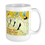 Troupe de Eglantine Large Mug