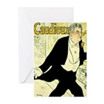 Caudieux Greeting Cards (Pk of 10)