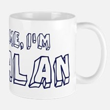 Trust Me I Am Catalan Mug