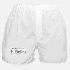 Trust Me I Am Flemish Boxer Shorts