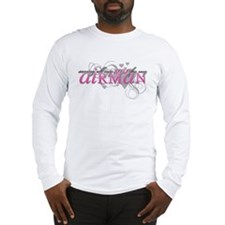 XOXO:Airman Long Sleeve T-Shirt
