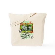 Reid, Polosi & Frank Suck Tote Bag