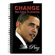 Change Has Come To America Journal