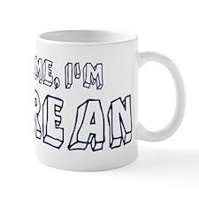 Trust Me I Am Eritrean Small Small Mug