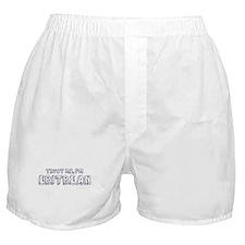Trust Me I Am Eritrean Boxer Shorts
