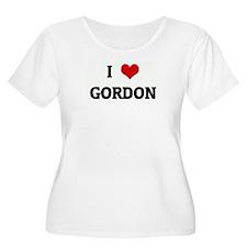I Love GORDON T-Shirt