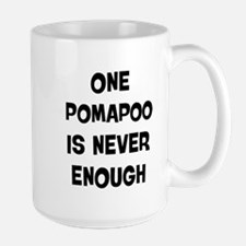 One Pomapoo Mug