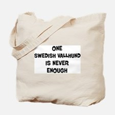 One Swedish Vallhund Tote Bag