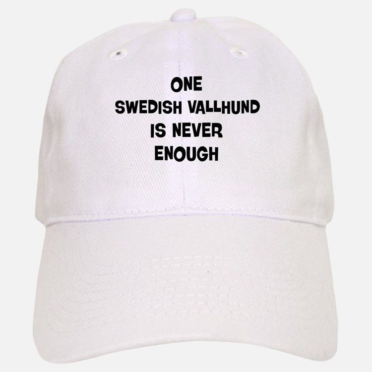 One Swedish Vallhund Baseball Baseball Cap
