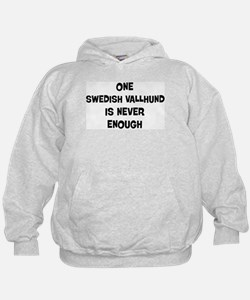 One Swedish Vallhund Hoodie