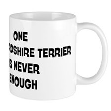 One Staffordshire Terrier Mug