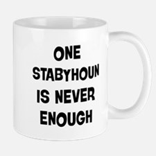 One Stabyhoun Mug