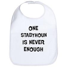 One Stabyhoun Bib