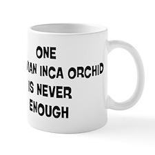 One Peruvian Inca Orchid Mug