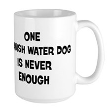 One Spanish Water Dog Mug