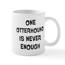 One Otterhound Mug