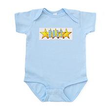 5 Star Host Infant Creeper