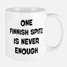 One Finnish Spitz Mug