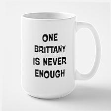 One Brittany Mug