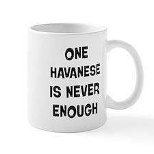 One Havanese Mug