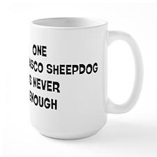 One Bergamasco Sheepdog Mug