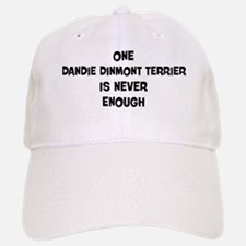 One Dandie Dinmont Terrier Baseball Baseball Cap