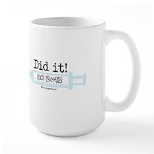 Did it! RN 2012 Mug