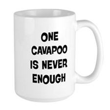 One Cavapoo Mug