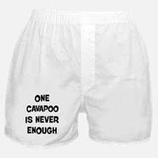 One Cavapoo Boxer Shorts