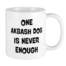 One Akbash Dog Mug