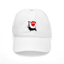 Unique Bassett hound Baseball Cap