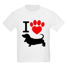 Heart paw copy T-Shirt