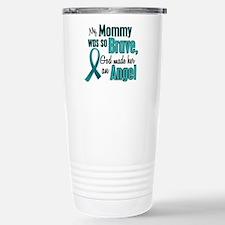 Angel 1 TEAL (Mommy) Travel Mug