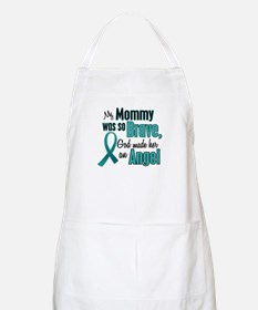 Angel 1 TEAL (Mommy) BBQ Apron