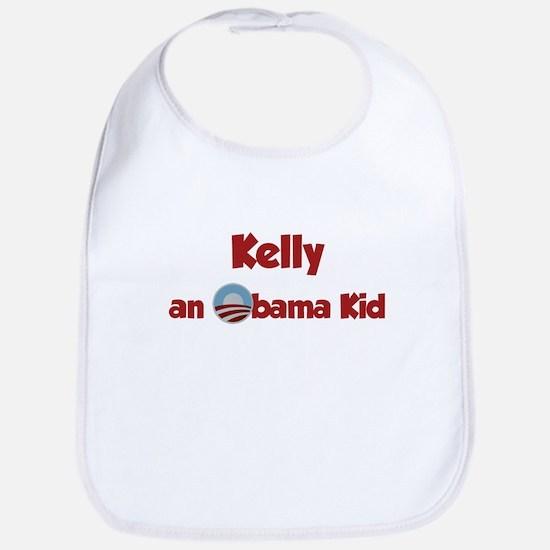 Kelly - Obama Kid Bib