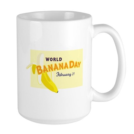 World Banana Day2 Mugs