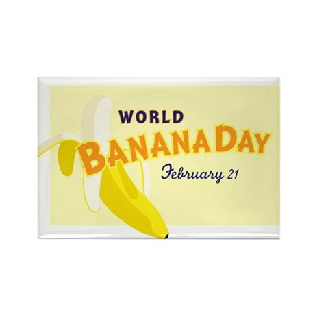 World Banana Day2 Magnets