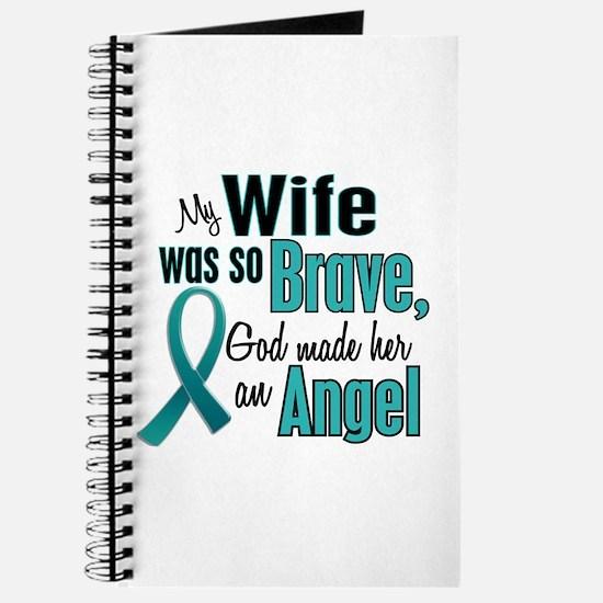 Angel 1 TEAL (Wife) Journal