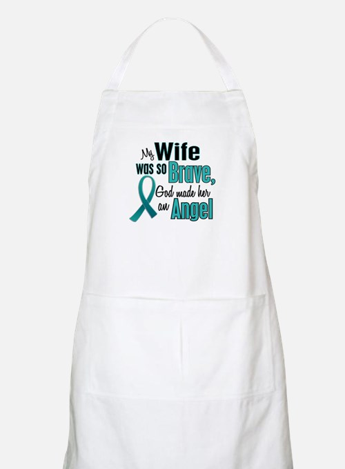 Angel 1 TEAL (Wife) BBQ Apron