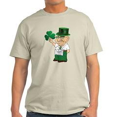 Manny sure gets around Light T-Shirt